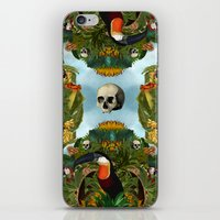 Tropical III iPhone & iPod Skin