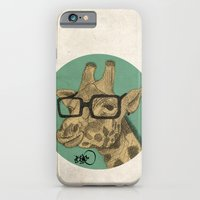 iPhone & iPod Case featuring GRF - second version by Börg