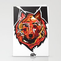 Nalubuff - Fox Stationery Cards