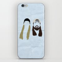 Jay And Silent Bob Strik… iPhone & iPod Skin