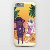 Miami Mice iPhone 6 Slim Case