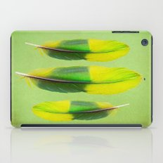 FEATHER FEATURE iPad Case