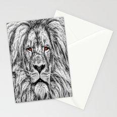 Black Lion Stationery Cards