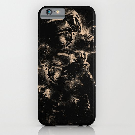 Lost in Space II iPhone & iPod Case