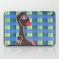 Inside Me / Just A Girl iPad Case