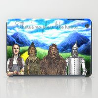 No Place Like Home Wizar… iPad Case