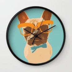 Dapper Frenchman Wall Clock