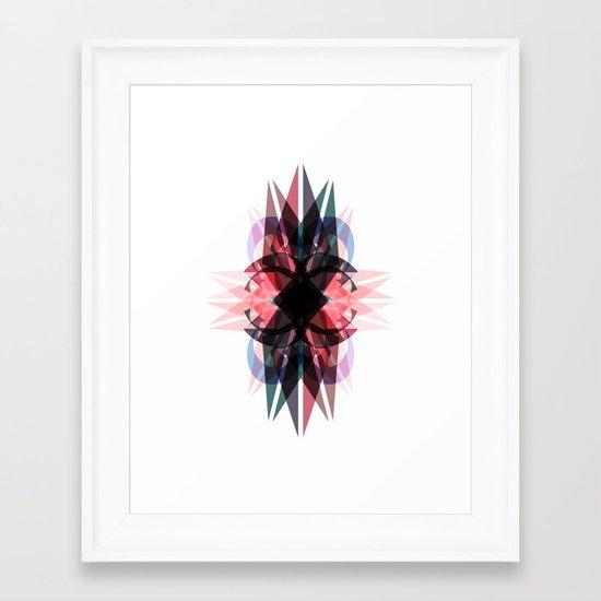 It's Not Over Framed Art Print