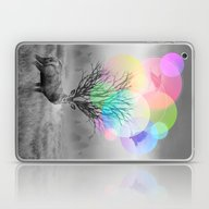 Laptop & iPad Skin featuring Calm Within The Chaos by Soaring Anchor Desig…