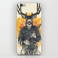 Hunting Season iPhone & iPod Skin