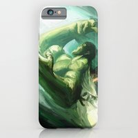 iPhone & iPod Case featuring the impressionable hulk by Stevontoast