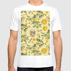 How Does Your Garden Gro… Mens Fitted Tee White SMALL