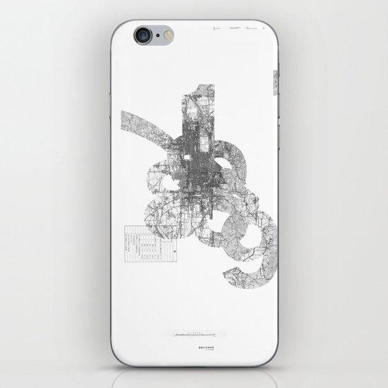 map: '794-1869 iPhone & iPod Skin