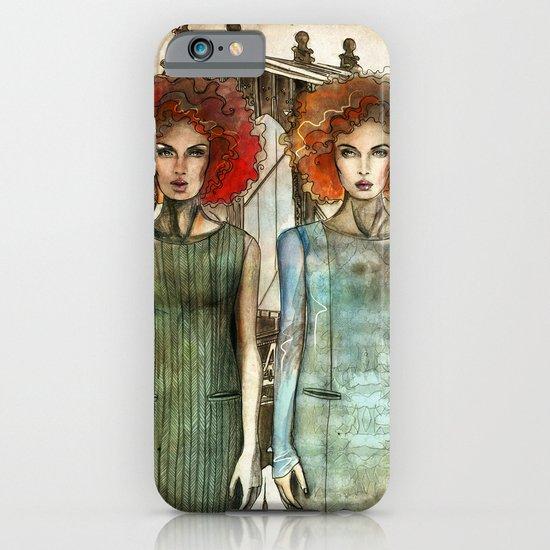 Bridge Owl iPhone & iPod Case