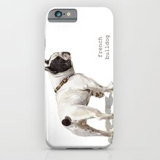 French Bulldog A050 Slim Case iPhone 6s