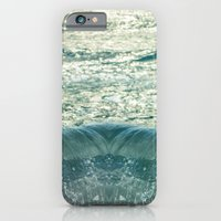 Glimpse of the Mermaid's Descent iPhone 6 Slim Case