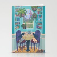 Cozy Nook Stationery Cards