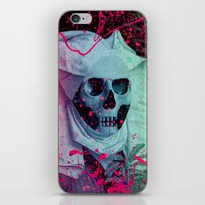 Memento mori A iPhone & iPod Skin