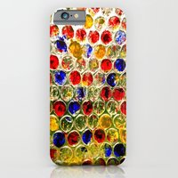 iPhone & iPod Case featuring Bubble Light by mark jones