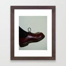 Docs Framed Art Print