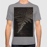Fern Mens Fitted Tee Athletic Grey SMALL