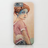 iPhone & iPod Case featuring Within White by Michael Shapcott