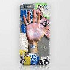 NYC Background 1 iPhone 6 Slim Case