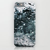 iPhone & iPod Case featuring Rain by Elektrikk