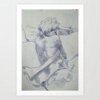 bed II Art Print
