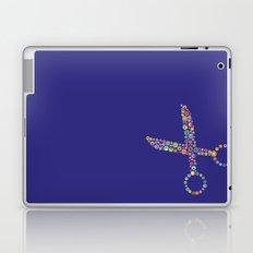 scissors / tijeras Laptop & iPad Skin