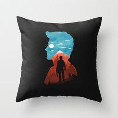 Nathan Drake Throw Pillow
