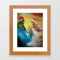 Tcs6rec16 Framed Art Print