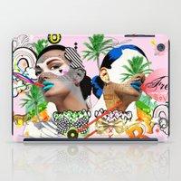 Free Love iPad Case