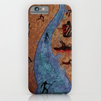 iPhone & iPod Case featuring The Hunt by Antaeus Jefferson