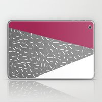 Concrete & Lines Laptop & iPad Skin