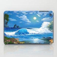 Sea Landspace iPad Case