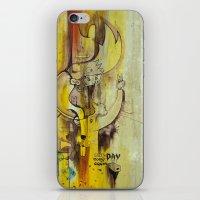 Jim Burrito iPhone & iPod Skin