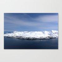 Whitter, Alaska Canvas Print