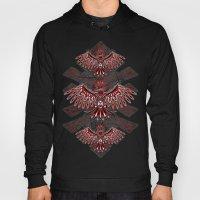 Eagle Tattoo Style Haida… Hoody