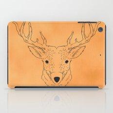Deer Lines iPad Case