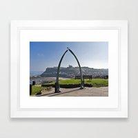 Whitby Views Framed Art Print