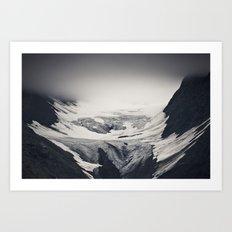 concave Art Print