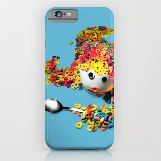 Clumsy Mornings iPhone & iPod Case