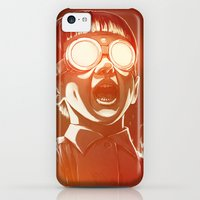 iPhone 5c Cases featuring FIREEE! by Dr. Lukas Brezak