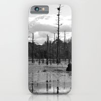 iPhone & iPod Case featuring The Bog by Elina Cate