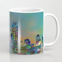 Graffiti City Mug