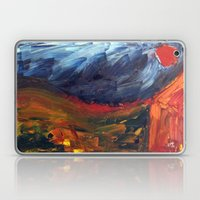 Expressionist Landscape Laptop & iPad Skin