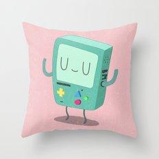 BMO Throw Pillow