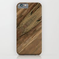 Etimoe Crema Wood iPhone 6 Slim Case