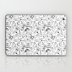 Dogs pattern Laptop & iPad Skin